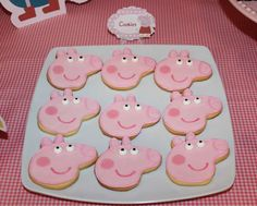 Peppa Pig Birthday Party Ideas | Photo 1 of 14 | Catch My Party