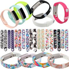 Small / Large Replacement Classic Wrist Band Strap For Fitbit Alta Wristband #Unbranded