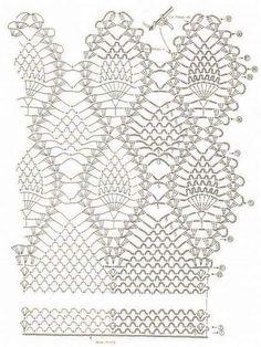 Crochet Curtain Patterns Part 3 - Beautiful Crochet Patterns and Knitting Patterns