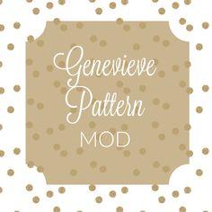 Genevieve pattern mod