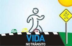 Atores participam de campanha para incentivar a educação no trânsito e no uso do BRT Transoeste, na Barra da Tijuca