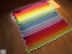 Rainbow Daughters Room, Crochet Projects, Rainbow, Blanket, Rain Bow, Rainbows, Blankets, Cover, Comforters