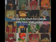 ..Thank you Aphmau for being a Youtuber. One who's changed (and is still changing) my life.