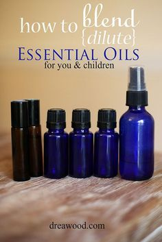 Never sure how many drops to use to dilute your essential oils? This post explains percentages and even provides a printable chart.