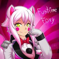 Funtime Foxy Preview by Wolf-con-f