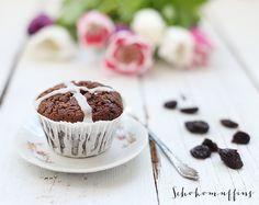 Schokomuffins saftig Buttermilch Schokoladenmuffins