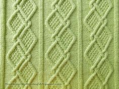 More Knit Baby Afghans to Treasure – 15 free patterns – Grandmother's Pattern Book