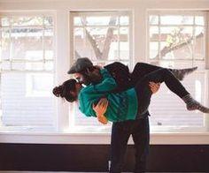 Cute....dammit, these photos make me jealous ha.
