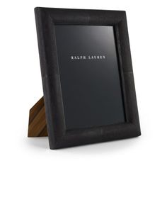InStyle-Decor.com Ralph Lauren Black Shagreen Leather Frame $1295, Luxury Gifts, Gift Ideas, Birthday Gifts, Birthday Gift Ideas, Wedding Gifts, Wedding Gift Ideas, Anniversary Gifts, Anniversary Gift Ideas, Holidays Gifts Housewarming Gifts, Housewarming Gift Ideas, Gifts For Home. Inspiring Designs, Check Out Our On Line Store for Over 3,500 Luxury Designer Furniture, Lighting, Decor & Gift Inspirations, Nationwide & International Shipping From Beverly Hills California Enjoy