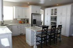 24 best Showplace Kitchens images on Pinterest   Cucina, Home ...