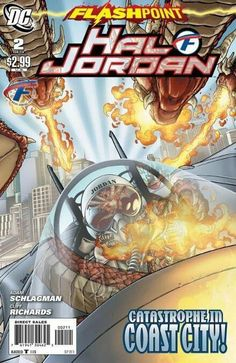 Flashpoint: Hal Jordan (DC, 2011) #2 (of 3)