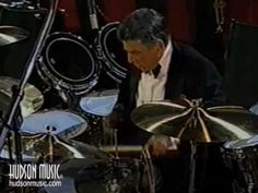 Louie Bellson: Drum Solo- if you love the drums, you can appreciate these men and how they could play. Unbelievable how fast. Love to watch these guys!  I hope you enjoy them as much as I do.
