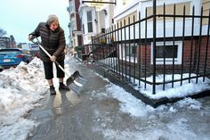 """The Southie 76-year-old cited for failing to shovel her walk said she's received a huge outpouring of support in her attempt to appeal the $200 fine — and one person even offered to pay the ticket if city officials fail to answer her pleas.""""Isn't that amazing? But I wouldn't do that,"""" Lorraine Walsh said of the offer to pick up the tab. """"I'm amazed how many people are rooting for me. In other words, they're telling me they're all for speaking out."""""""