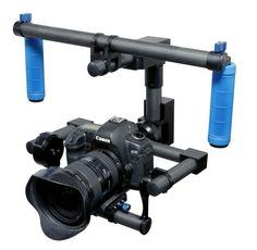 Fibra de carbono estabilizador giroscópio câmera como Steadicam Handheld Gyro estabilizada Camera rig. Filme, Filmfor 5D2 / 5D3 / 6D / 7 DPhotography