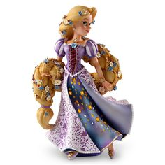 Rapunzel Figure - Disney Showcase by Enesco