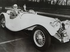 1938 Jaguar SS 100 - SS 100 roadster - Dave Garroway   Classic Driver Market