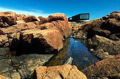 The Fogo Island Studios by Saunders Architecture in Newfoundland, Canada | Yatzer