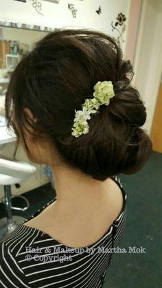 Bridal Makeup & Bridal Hair Styling.Wedding makeup and hair styling by Martha Mok. Www.dmakeupstation.com  #Dmakeupstation #upstyle #korean hair #Asian makeup  #marthamok #Asian bride #Wedding hair #Wedding Makeup #bridal hair #bridal makeup #hair styling #Asian makeup artist #natural makeup #Wedding  #sydneywedding #sydney makeup artist