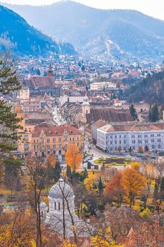 Brasov Romania Old Town view Innsbruck, Salzburg, Prague Old Town, New Travel, Travel Europe, Shopping Travel, Beach Travel, Travel Destinations, Lakes