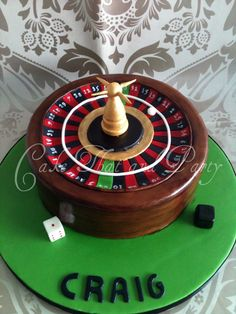 How to make a roulette table cake rio las vegas poker cash games