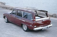 Studebaker Wagonaire  | The 1963 Studebaker Wagonaire offered the