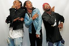 """Migos Send Shots at Soulja Boy & Rap About Gas Station Snacks: All they need to """"make it happen"""" is a """"dab of ranch. Rap Concert, Soulja Boy, Ty Dolla Ign, Donald Glover, Beckham Jr, Music Promotion, Lil Pump, Big Sean, Hip Hop Rap"""