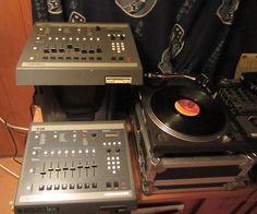 Dual SP 1200 setup