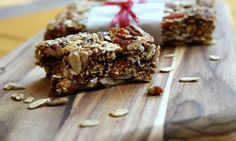 Fuel up with these Prune Coconut Bars and stay energized throughout the day.