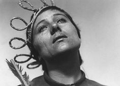 "hauntedbystorytelling: ""Maria Renée Falconetti in 'La passion de Jeanne d'Arc' directed by Carl Theodor Dreyer, 1928 """