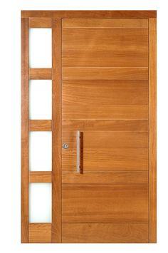 1000 images about puertas modernas on pinterest puertas for Puertas de madera para exterior