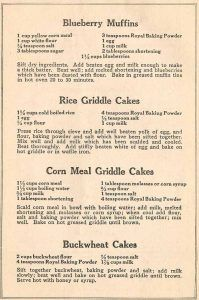 Best War Time Recipes: A Look at Preparedness Cooking Skills from the Past