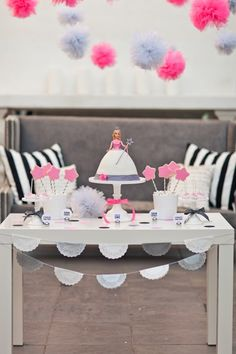 modern princess party for parenting magazine