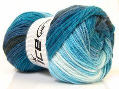 Magic light - 22016 - Blauw tinten