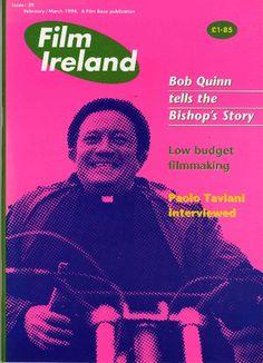 film ireland magazine covers - Google Search Bob Quinn, Magazine Covers, Ireland, Interview, Google Search, Film, Movies, Movie Posters, Movie