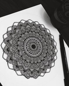 Hooked on Cherry Coke since I got here.  #mandala progress shot. #murderandrose