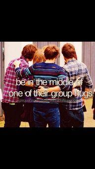 ~One Direction bucket list <3