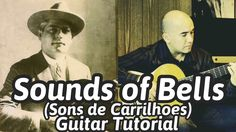 "Guitar Tabs&Lessons ""Sound of Bells (Sons de Carrilhoes)"" Pernambuco- Classical Guitar Tu. Classical Guitar Lessons, Guitar Tutorial, Online Lessons, Guitar Tabs, Music Download, Sheet Music, Tutorials, Note, Songs"