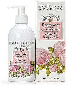 Rosewater Hand/Body Lotion