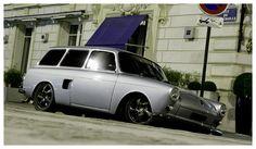 Squareback Volkswagen, Vw T, Vw Variant, Rc Drift, Porsche Cars, Car Tuning, Station Wagon, Custom Trucks, My Ride
