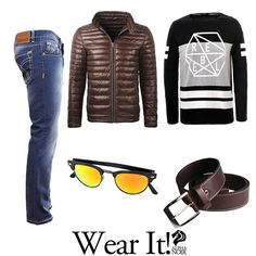 ¡Llega el frío! ❄☃❄Hazte con este #Look Casual y abrígate con estilo. Aprovecha las #Rebajas del 30% en www.alphanoir.es ¡La chaqueta acolchada es lo más! Wear It!  #Moda #Chaqueta #ModaHombre #Jeans #Denim #Man #menswear #mensfashion #mensstyle #streetwear #men #instafashion #menfashion #streetfashion #denim #menwithstyle #mens #outfit #estilo #lookdodia #instamoda #diseño #jeans #sales #online #descuentos #ofertas