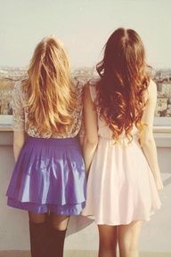 every blonde needs a brunette best friend quote