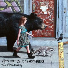 getaway red hot chili peppers