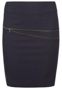 YPPIG - Blyantnederdel / pencil skirts - sort