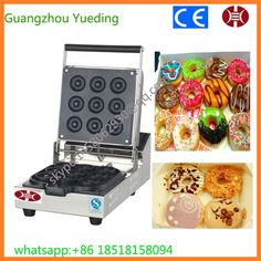 Commercial 9 hole Donut Production Machine