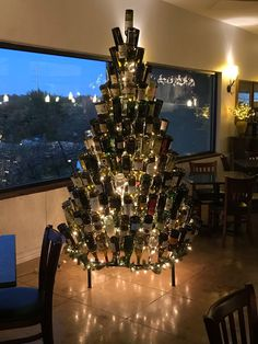 One of our 8ft trees at Vineyard B&B at lost Creek