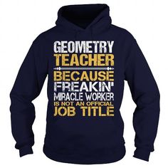 Awesome Tee Geometry Teacher T Shirts, Hoodie Sweatshirts