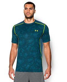 Under Armour Men's Raid Short Sleeve Tee, Medium, Legion Blue/Batik/High-Vis Yellow - http://www.exercisejoy.com/under-armour-mens-raid-short-sleeve-tee-medium-legion-bluebatikhigh-vis-yellow/athletic-clothing/