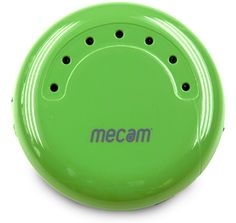 Cute clip on video camera for the life-logger in you.