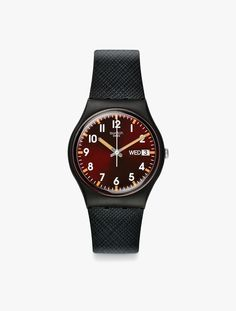 Swatch: Sir Red #Swatch
