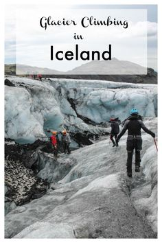 Iceland is a country for explorers, and there are dozens of adventure activities to try. You can go scuba diving between tectonic plates, hike inside volcanos, snowmobile on glaciers, mountain bike, and more. I wanted to spend one of our days in Iceland doing something more adventurous, and we chose glacier climbing. We picked glacier  (read more)